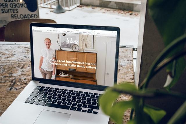 Créer une page de présentation efficace